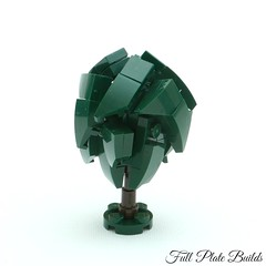 Microtree (2 of 7) (Emil Lidé) Tags: lego moc microscale tree