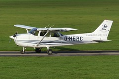 Cessna 172S Skyhawk G-HERC (Gavin Livsey) Tags: cambridgeaeroclub gherc c172 skyhawk cessna