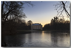 winter is comming (lichtauf35) Tags: schlossparknymphenburg badenburgersee daylight reflection 1000views
