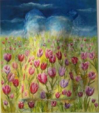 נורה קובה ציירת אמנית ישראלית עכשווית מודרנית אומנית הציירת האמנית הישראלית המודרנית  nora cobe
