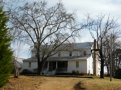 The Moore-Hill House (jimmywayne) Tags: lamarcounty sulligent moscow antebellum historic rural moorehill stagecoach inn tavern