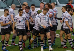 Preston Grasshoppers 13 - 18 Hull December 07, 2019 49987.jpg (Mick Craig) Tags: action pro hull sportsman fulwood rugby maul semipro preston grasshoppers man ruck scrum lineout lightfootgreen union agp sport rfu lancashire hoppers uk rugger