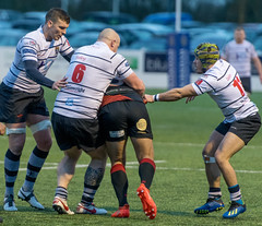 Preston Grasshoppers 13 - 18 Hull December 07, 2019 50166.jpg (Mick Craig) Tags: action pro hull sportsman fulwood rugby maul semipro preston grasshoppers man ruck scrum lineout lightfootgreen union agp sport rfu lancashire hoppers uk rugger