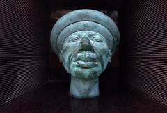 Adam (Don Claudio, Vienna) Tags: rudolf hausner adam zentralfriedhof wien vienna kunst art skulptur wiener schule phantastischer realismus