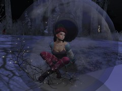 Snow bubble (Lilly Cicaskes) Tags: winder xmas christmas snow bubble beauty gorgeous cute beautiful sexyfirestormsecondlifesecondliferegionadagiobreezesecondlifeparceloldtownphotogenicsimkaraokewinterlandsecondlifex63secondlifey91secondlifez1200