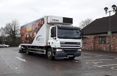 Photo of Bidfood DAF CF SN63RKV - Woodford, Cheshire