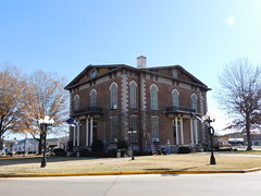 The Old Pickens County Courthouse (jimmywayne) Tags: carrollton alabama pickenscounty courthouse nrhp historic nationalregister