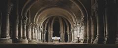 World Heritage by UNESCO (Jean-Luc Peluchon) Tags: church église crypte crypt france compostelle unesco patrimoine patrimony heritage charente fz1000 nouvelleaquitaine longexposure poselongue