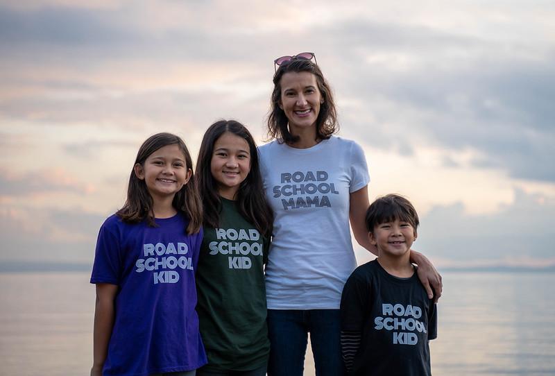 Roadschool Tees