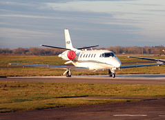 G-RSXP (wiltshirespotter) Tags: oxford cessna 560xls
