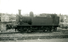 Image00093 (OldRailPics) Tags: steam locomotive british railways isle wight w33 bembridge ryde