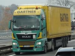 MAN TGX from Gartner Hungary. (capelleaandenijssel) Tags: nvm045 truck trailer lorry camion lkw h