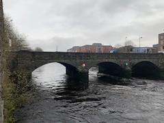Mathew Bridge / Abbey River - Limerick City (firehouse.ie) Tags: