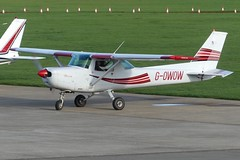 Cessna 152 II G-OWOW (Gavin Livsey) Tags: gowow sywell cessna c152