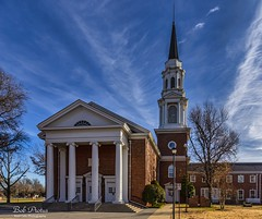 Westminster Presbyterian Church (Kool Cats Photography over 13 Million Views) Tags: luminar oktraveltakeover route66 architecture artistic canon canon6d canon1635mmf4isllens church clouds landscape oklahoma oklahomacity outdoor photography sky streetphotography