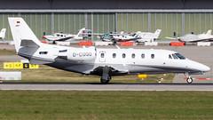 Cessna 560XL Citation XLS+ D-CQQQ DC Aviation (William Musculus) Tags: aviation plane airplane airport spotting william musculus suttgart flughafen edds str dcqqq dc cessna 560xl citation xls dcs