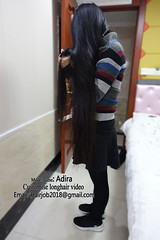 Customise longhair video   Service Email: hairjob2018@gmail.com (longhair4sales) Tags: longhair hairshow hairplay braid ponytail hairbun hairwash