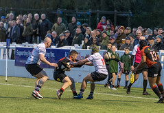 Preston Grasshoppers 13 - 18 Hull December 07, 2019 50207.jpg (Mick Craig) Tags: action pro hull sportsman fulwood rugby maul semipro preston grasshoppers man ruck scrum lineout lightfootgreen union agp sport rfu lancashire hoppers uk rugger