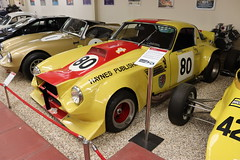 TVR Tuscan (Andrew 2.8i) Tags: museum classics classic autos auto voitures voiture cars car sparkford somerset uk haynes british sports sportscar coupe tuscan tvr race racing 1968