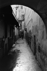 DSC_6900 (mathendrix) Tags: 2018 africa blackwhite essaouira homedeveloping kodaktmax400 leicacl leicasummicron40mm marroco roll2 analog