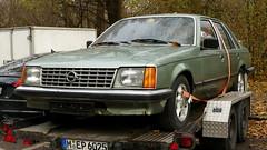 Opel Senator A (vwcorrado89) Tags: opel senator a