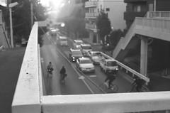 Setagaya (kiku-chiyo) Tags: olympus om1 zuiko 50mm fujifilm neopan 100 across film 35mm analog setagaya tokyo japan