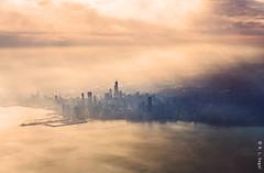 Chicago Skyline (rjseg1) Tags: chicago skyline lakemichigan