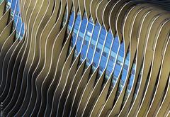 Aqua Detail (rjseg1) Tags: aqua tower wavy skyscraper jeannegang balcony
