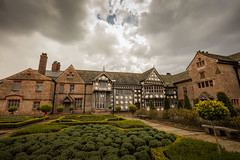 Ordsall Hall (michael_d_beckwith) Tags: ordsall hall ordsallhall halls exterior outside architecture architectural place places building buildings historic historical history old famous landmark landmarks pretty pritty beautiful ornate tourism heritage 4k 8k uhd salford greater manchester england english british european stock free public domain creative commons zero o hires large pic picture photo photograph michaeldbeckwith michael d beckwith house country home greatermanchester houses assocation hha