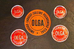 Olga (fregettat) Tags: coal coaladvertising coalmining coalsales scattertag kenallencollection