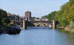 IMGP0759 (mattbuck4950) Tags: england unitedkingdom europe bridges water holidays september rivers yorkshire york riverouse camerapentaxk70 lenssigma18300mm 2019 holiday2019yorkshire