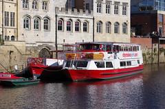 IMGP0699 (mattbuck4950) Tags: england unitedkingdom europe water holidays september boats rivers yorkshire york riverouse citycruises camerapentaxk70 lenssigma18300mm 2019 holiday2019yorkshire