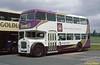 JAH553D Stagecoach Cambus 453 Bristol FLF Lodekka Eastern Coachworks ECW  Duxford August 2002
