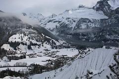 Kandersteg im Winter (Nice Day) Tags: kandersteg winter schnee