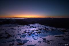 Vue sur les Alpes et le grand ballon (Manonlemagnion) Tags: nature paysage montagne vosges neige leverdusoleil lumière nikond810 1635mmf4