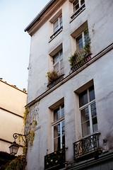 Negative0-36-36A(1) (simona_stoeva) Tags: paris travel fuji200 canonae1 canon film analogue analog 35mm negative france street buildings architecture