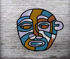 Graffiti in Amsterdam (wojofoto) Tags: ndsm amsterdam nederland netherland holland graffiti streetart wojofoto wolfgangjosten ottograph