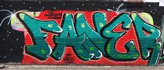 Graffiti in Amsterdam (wojofoto) Tags: ndsm amsterdam nederland netherland holland graffiti streetart wojofoto wolfgangjosten faner