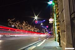 Christmas time (Venom Marco) Tags: natale luci christmas stree longexposure light canoneos4000d