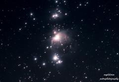 The Great Orion Nebula M42 (m_yildirim) Tags: orion orionnebula thegreatorionnebula astrophotography amateurastrophotography nebula astrometrydotnet:id=nova3815970 astrometrydotnet:status=solved