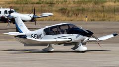 Robin DR 400-160 F-GYAC  Aéroclub de Loire-Atlantique (William Musculus) Tags: aviation plane airplane airport spotting william musculus robin dr 400160 fgyac aéroclub de loireatlantique strasbourg entzheim lfst sxb dr400