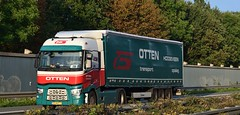 NL - Otten Renault Range T (BonsaiTruck) Tags: otten renault range lkw lastwagen lastzug truck trucks lorry lorries camion caminhoes