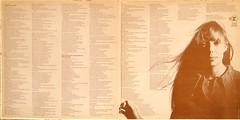 Songs To A Seagull - Gatefold (epiclectic) Tags: 1968 jonimitchell gatefold lyrics