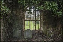 Inside the Tomb DSC_4285 (dark-dave) Tags: tomb ayton scotland graveyard silence quite still atpeace headstones scottishborders