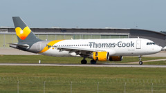 Airbus A320-214 EC-MVH Thomas Cook Airlines Balearics (William Musculus) Tags: aviation plane airplane airport spotting william musculus suttgart flughafen edds str ecmvh thomas cook airlines balearics airbus a320214 a320200 ctb h5