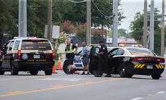 Roadblock (Austyn Terrio) Tags: police orlando florida firstresponders prayfororlando pulse pulsenightclub shooting orlandoshooting ambulance prayers praying intense tragedy 2016