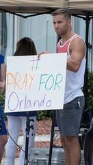 Pray for Orlando (Austyn Terrio) Tags: police orlando florida firstresponders prayfororlando pulse pulsenightclub shooting orlandoshooting ambulance prayers praying intense tragedy 2016