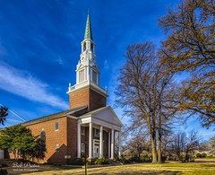 First Unitarian Church of Oklahoma City (Kool Cats Photography over 13 Million Views) Tags: luminar architecture artistic canon6d canon canon1635mmf4isllens clouds church landscape oklahoma oklahomacity outdoor photography streetphotography sky trees