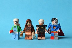 More DC (th_squirrel) Tags: lego dc comics condiment king scarecrow maxie zeus cyborg superman minifig minifigure minifigs minifigures