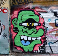 Graffiti in Amsterdam (wojofoto) Tags: ndsm amsterdam nederland netherland holland graffiti streetart wojofoto wolfgangjosten phobia